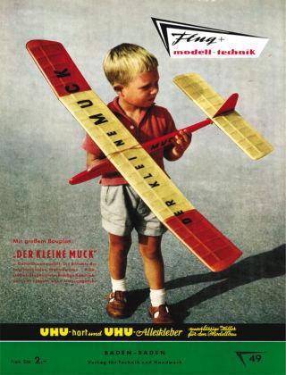 FMT - FLUGMODELL UND TECHNIK 09/10/1959