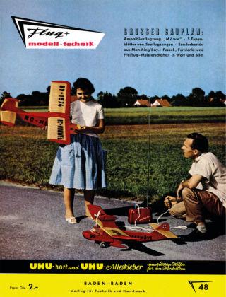 FMT - FLUGMODELL UND TECHNIK 08/1959