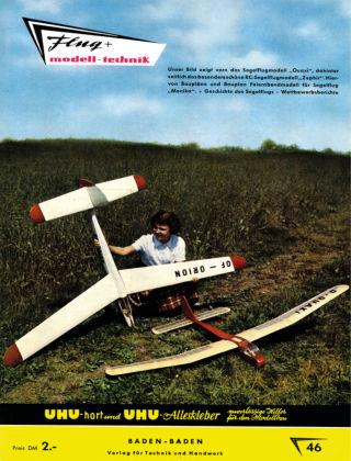 FMT - FLUGMODELL UND TECHNIK 06/1959