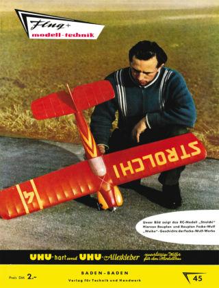 FMT - FLUGMODELL UND TECHNIK 05/1959