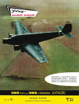 FMT - FLUGMODELL UND TECHNIK 03/1959