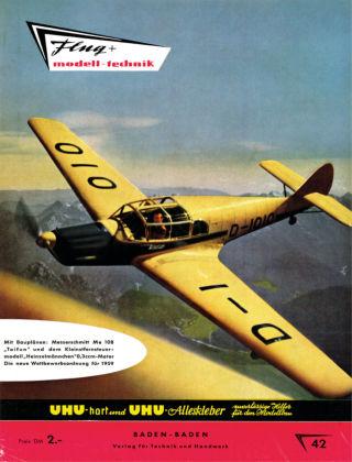 FMT - FLUGMODELL UND TECHNIK 02/1959