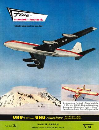 FMT - FLUGMODELL UND TECHNIK 01/1959