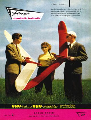FMT - FLUGMODELL UND TECHNIK 09/10/1957