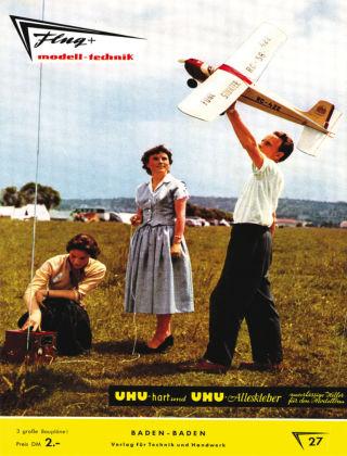 FMT - FLUGMODELL UND TECHNIK 05/06/1957