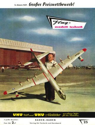 FMT - FLUGMODELL UND TECHNIK 01/02/1957