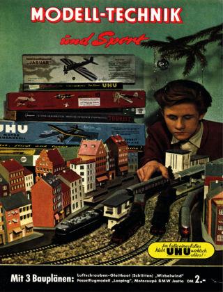 FMT - FLUGMODELL UND TECHNIK 03/04/1956