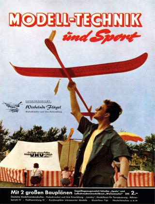 FMT - FLUGMODELL UND TECHNIK 05/1954