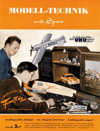 FMT - FLUGMODELL UND TECHNIK 01/1954