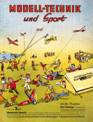 FMT - FLUGMODELL UND TECHNIK 05/1953