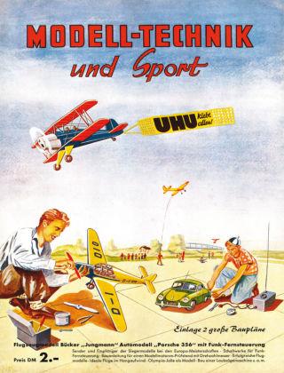 FMT - FLUGMODELL UND TECHNIK 03/1953