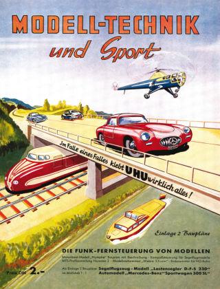 FMT - FLUGMODELL UND TECHNIK 01/1953