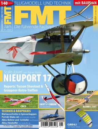FMT - FLUGMODELL UND TECHNIK 01/2020