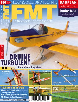 FMT - FLUGMODELL UND TECHNIK 02/2020
