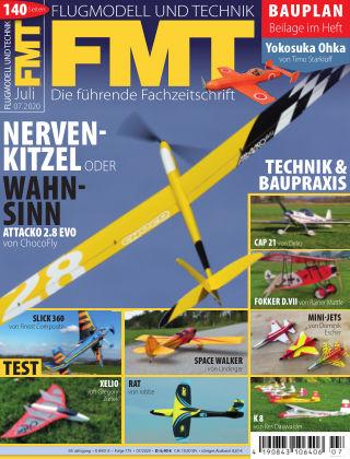 FMT - FLUGMODELL UND TECHNIK 07/2020