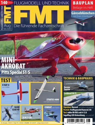 FMT - FLUGMODELL UND TECHNIK 08/2020