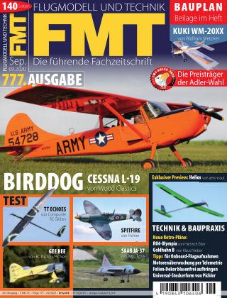 FMT - FLUGMODELL UND TECHNIK 09/2020