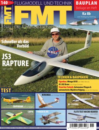 FMT - FLUGMODELL UND TECHNIK 11/2020