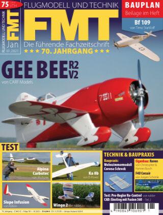 FMT - FLUGMODELL UND TECHNIK 01/2021