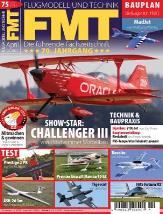FMT - FLUGMODELL UND TECHNIK 04/2021
