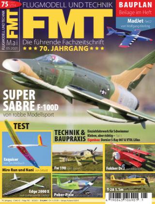 FMT - FLUGMODELL UND TECHNIK 05/2021