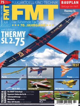 FMT - FLUGMODELL UND TECHNIK 07/2021