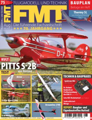 FMT - FLUGMODELL UND TECHNIK 08/2021