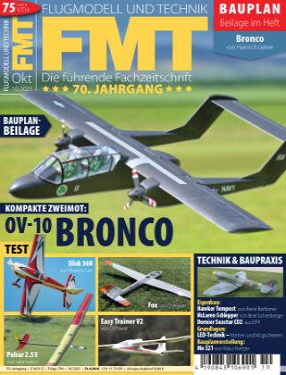 FMT - FLUGMODELL UND TECHNIK 10/2021