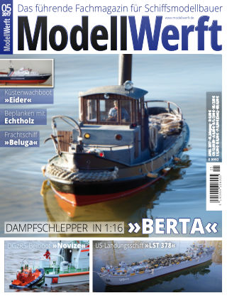 MODELLWERFT 05/2017