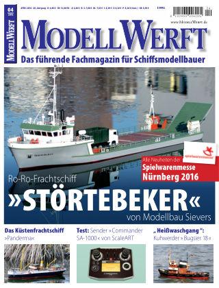 MODELLWERFT 04/2016