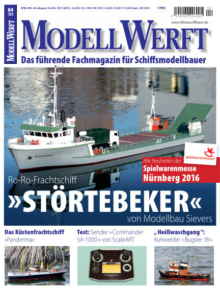 MODELLWERFT March 09, 2016 00:00