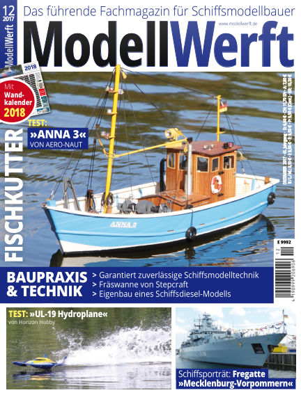 MODELLWERFT November 15, 2017 00:00