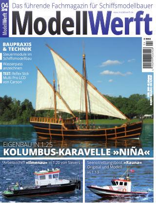 MODELLWERFT 04/2018