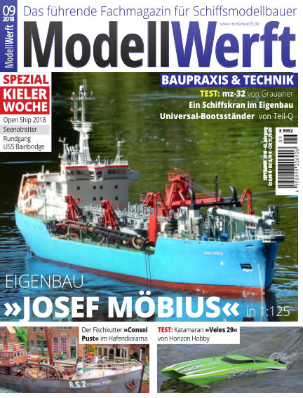 MODELLWERFT August 15, 2018 00:00