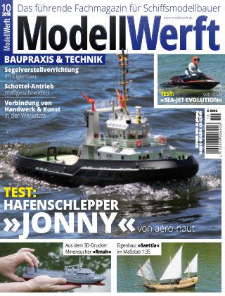 MODELLWERFT 10/2018