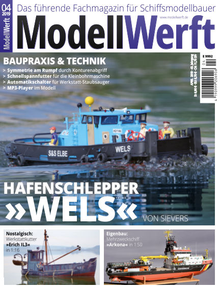 MODELLWERFT March 13, 2019 00:00