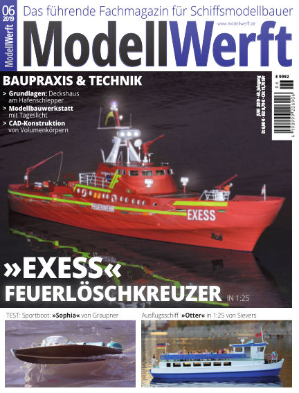 MODELLWERFT May 15, 2019 00:00
