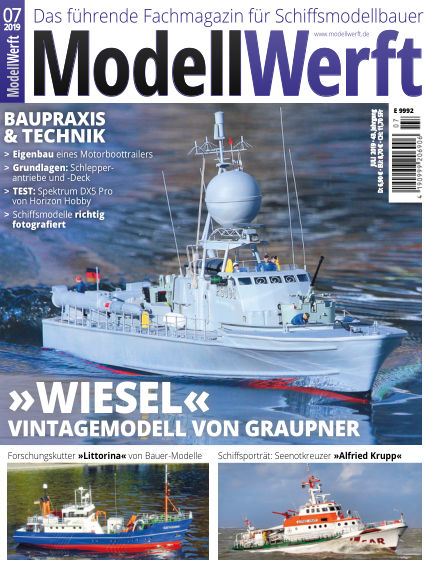 MODELLWERFT June 12, 2019 00:00