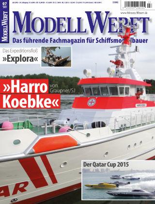 MODELLWERFT 07/2015