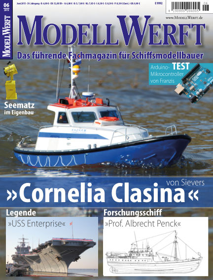MODELLWERFT May 13, 2015 00:00