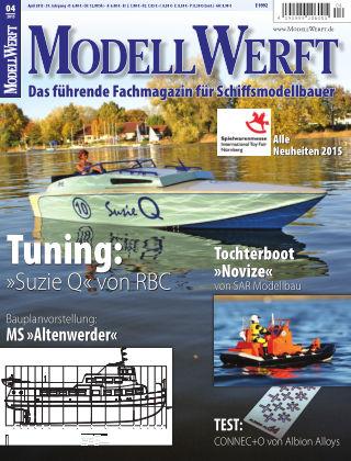 MODELLWERFT 04/2015