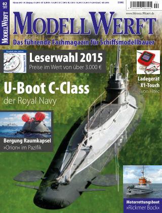 MODELLWERFT 02/2015