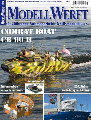 MODELLWERFT 10/2014