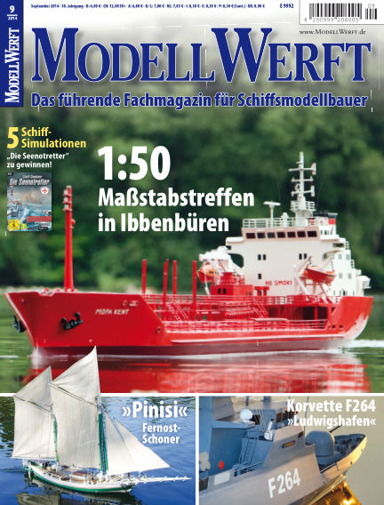 MODELLWERFT August 01, 2014 00:00