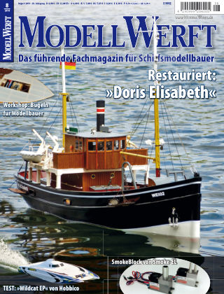 MODELLWERFT 08/2014