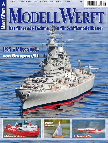 MODELLWERFT May 01, 2014 00:00