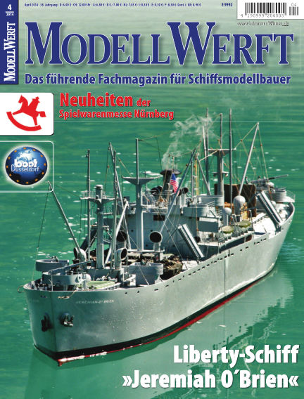 MODELLWERFT March 03, 2014 00:00