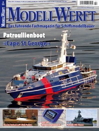MODELLWERFT 02/2014