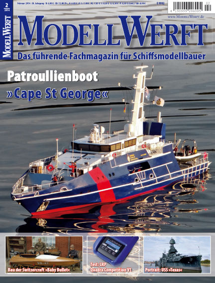 MODELLWERFT January 01, 2014 00:00