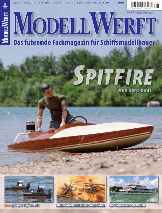 MODELLWERFT 08/2013